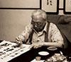 谢稚柳_中国书画大师谢稚柳资料简介,艺术特点成就,代表作品